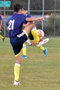 Boys V Soccer against Penn