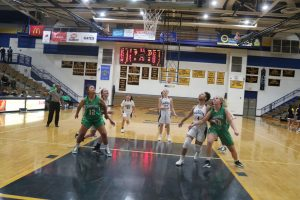 JV girls lose to Concord