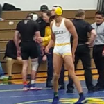 Riley Wrestling Captures  NIC Dual Win vs. Penn!
