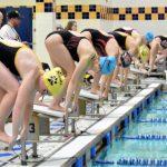 """Riley Girls Swim Team ready for NIC"""