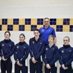 """Wildcat Swimmers Finish 2nd in Final Standings"""