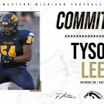 """Tyson Lee Commits to WMU"""