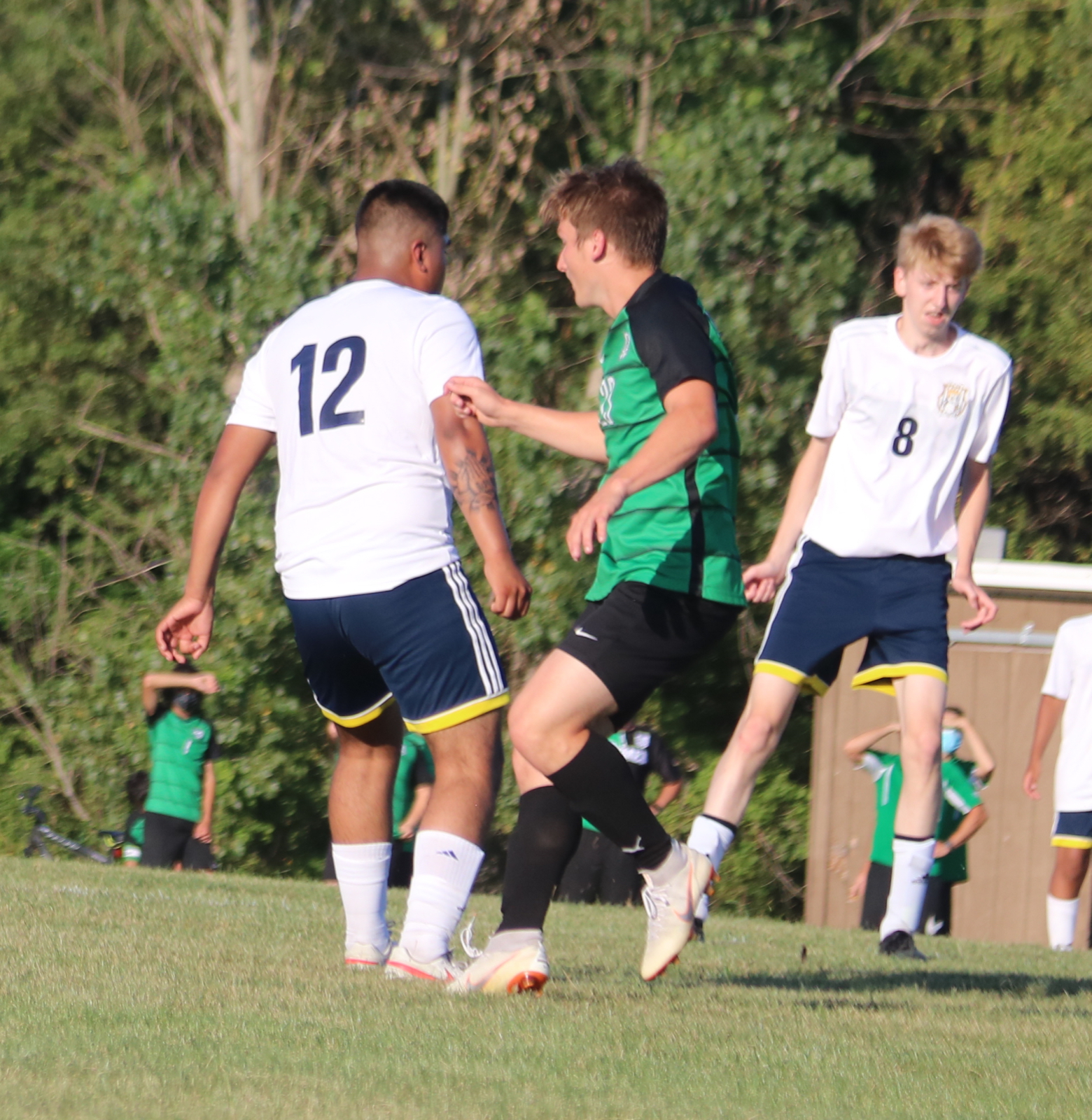 Wildcats lose in first outing