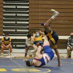 Varsity wins over Adams