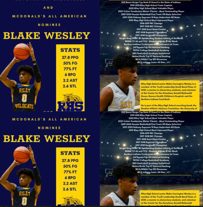 Wildcats make a push for Wesley to be considered Mr. Basketball