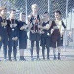 Boys Middle School Cross Country finishes 1st place at Edgerton Invitational