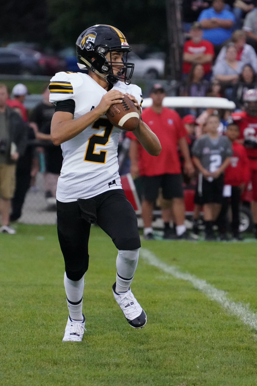 Three Apaches named to the All-Ohio Division VI Football Team
