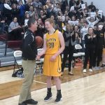 Wagner scores her 1,000th point