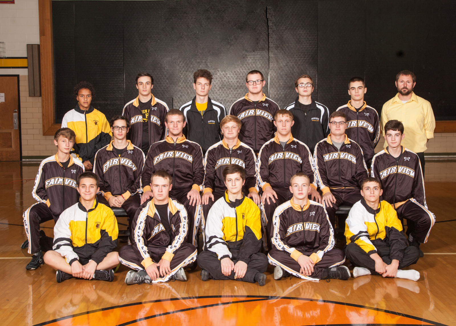 Wrestlers Place 3rd in GMC Tournament