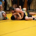 3 Apaches advance to District wrestling meet