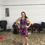 Emerald Rittenhouse-Starbuck Advances to District swim meet