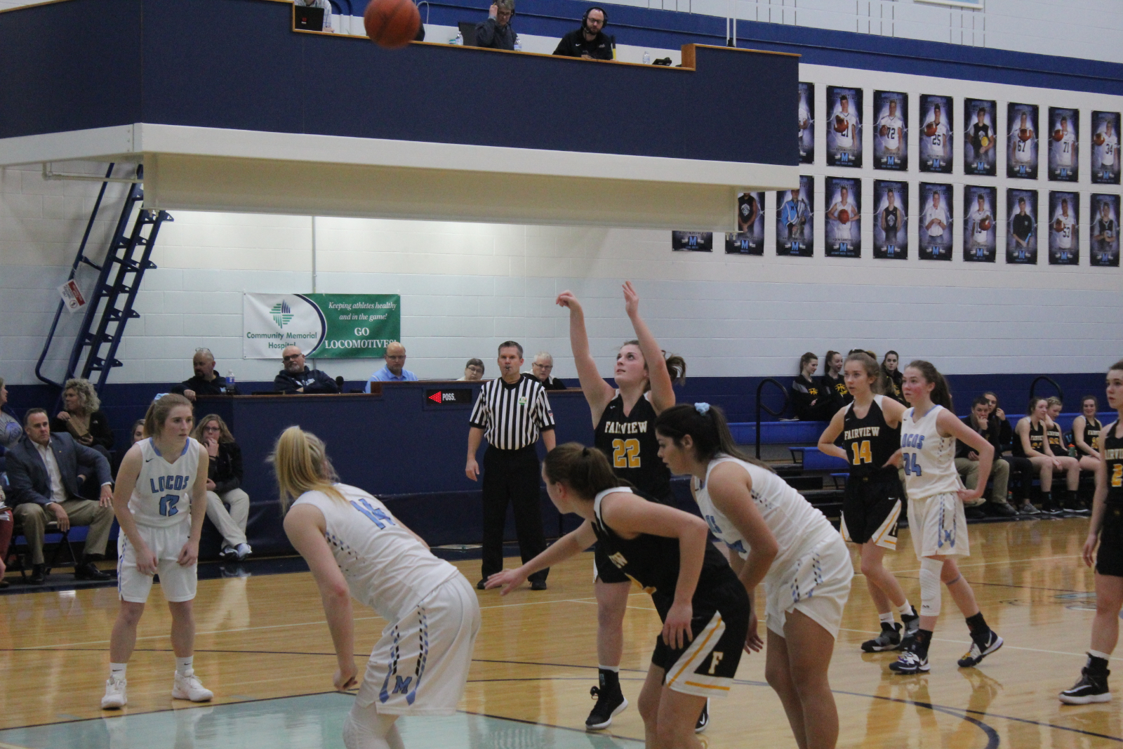 Girls Basketball will play in Sectional finals Saturday