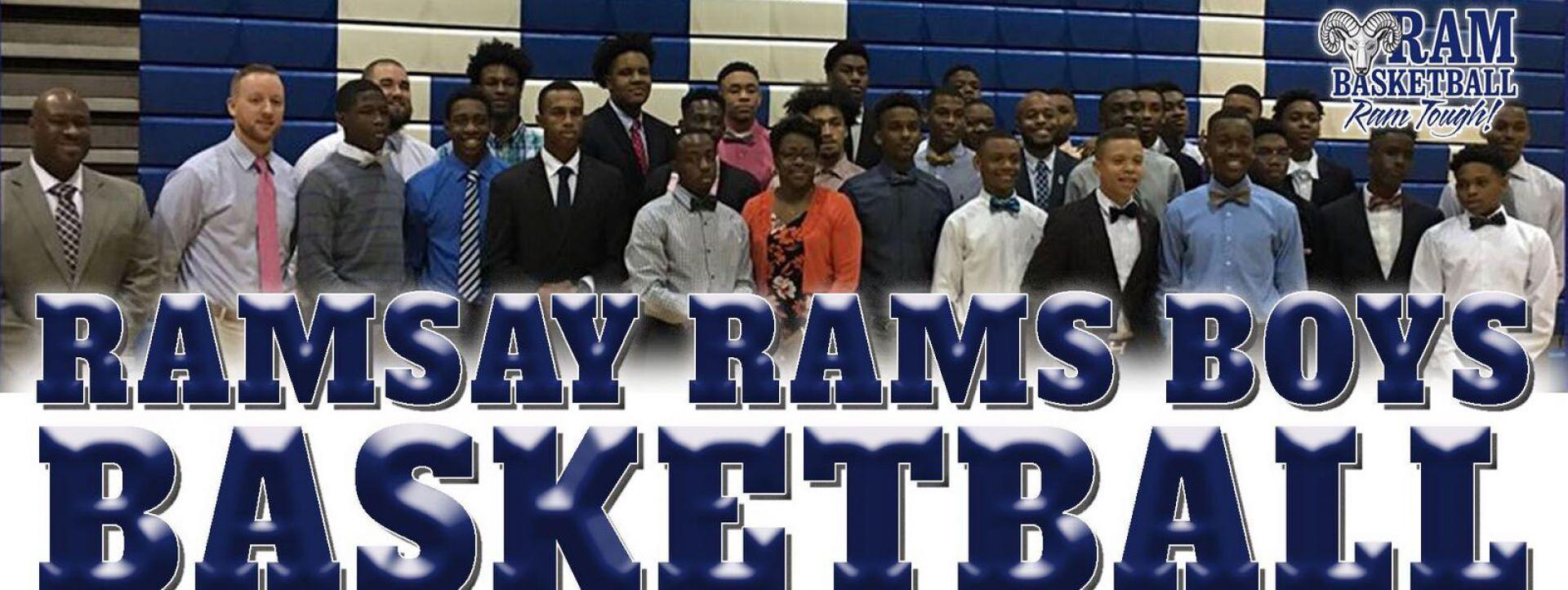 Ramsay HS Basketball Tip-Off Dinner