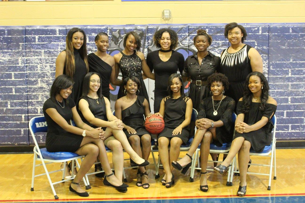 Girls Basketball 2018