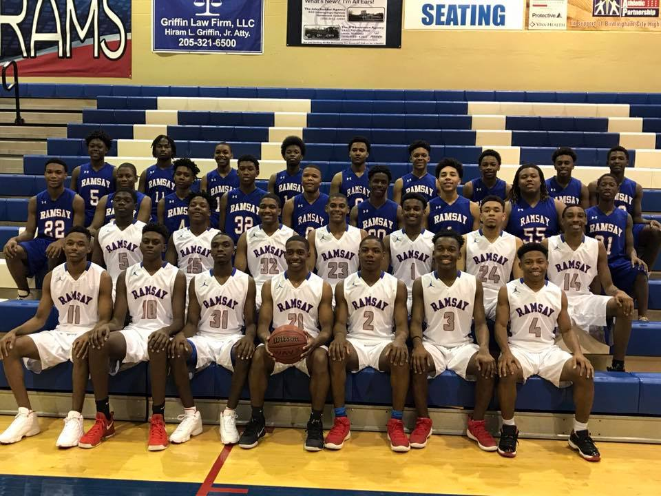 2017-2018 Boys Basketball