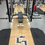 Stratford Knights Conclude Summer Weightlifting with Max Outs and Testing