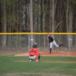 Varsity Baseball Evens Series with James Island After 5-3 Win