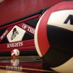 Stratford High School Girls Varsity Volleyball falls to Wando High School 2-0