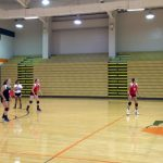 Lady Knights Volleyball Defeat Timberland