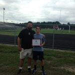 Eric Abdullah: Sportsmanship Player of the Week September 1st-5th