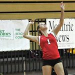 Volleyball Falls to James Island
