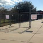 ATTENTION: NEW PASS GATE! (PASS GATE RELOCATED)