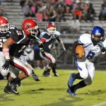 Knights Complete Sweep of Cane Bay, 33-7