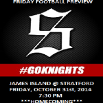 Friday Football Preview: James Island