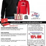 Stratford Athletics Team Store is Now Open!
