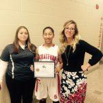 Sportsmanship Player of the Week: Kat Tate