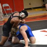 Wrestling results for 1-7-15 vs James Island
