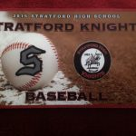 Baseball Sells Discount Cards for Spring Fundraiser