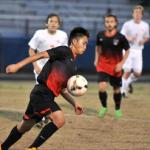 Knights Take Down Hawks 3-0 in Boys Soccer