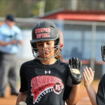 Lady Knights Defeat Goose Creek 10-0 in Softball