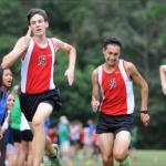 Cross Country Runners Earn All-Region