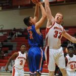 Varsity Boys Basketball Defeats Hanahan
