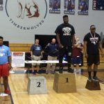 Knights Compete at State Weightlifting Competition; Brown-Hills Takes 1st