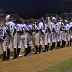 Girls Varsity Softball beats James Island Charter 5 – 4