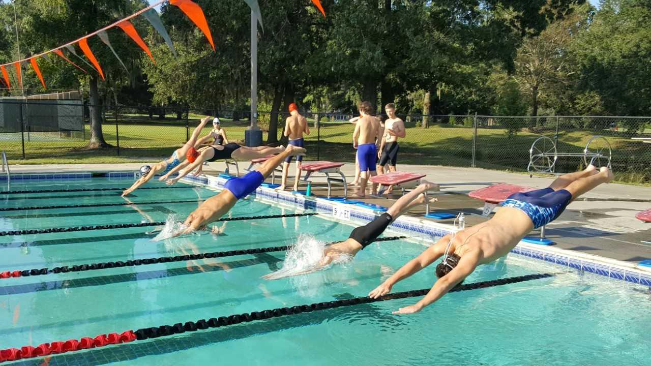 Stratford 2020 Swimming Interest Form