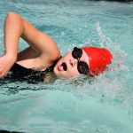 Swim Team Stands Tall Against Top Competition