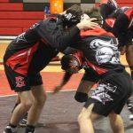 Stratford vs Summerville Wrestling (12/13/18)