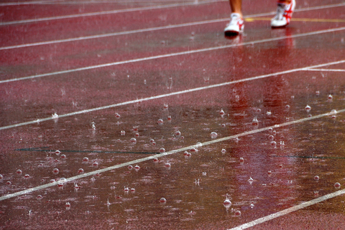 Track Conditioning Cancelled For Friday 12/14