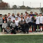 Boys Junior Varsity Soccer win the Irmo Tournament with 2-0 win over Nation Ford