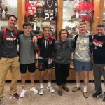 Four Knight Wrestlers Headed to State Tournament