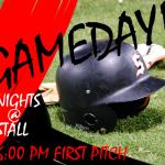 Stratford Baseball: Game Day Information vs Stall
