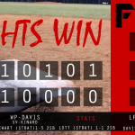 Knights Defeat Wando 3-1; Improve to 3-1 in Region 7-AAAAA