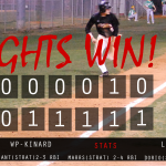 Knights Come From Behind, Defeat Summerville 6-5