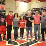 Soriano Receives State Championship Ring