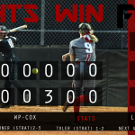 Lady Knights Hold On To Defeat Goose Creek 5-4