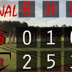 Knights Drop First Game of Playoffs in Pitchers Duel